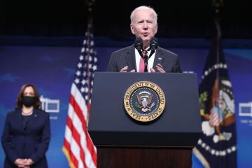 In NATO debut, Biden's Pentagon aims to rebuild trust damaged by Trump