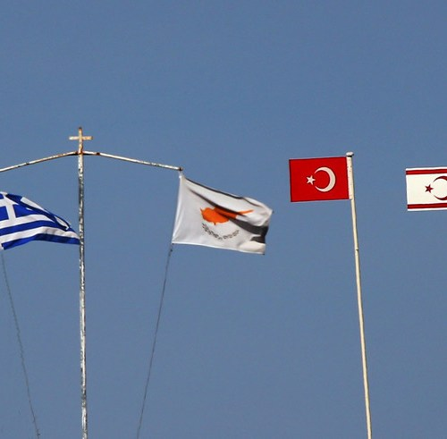 U.N calls April meeting for talks over divided Cyprus