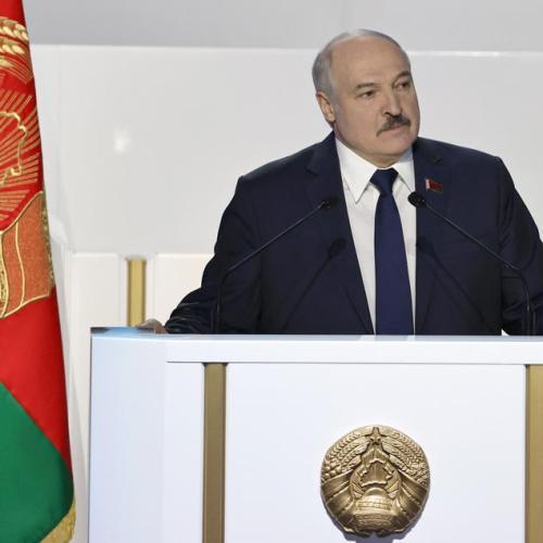 Western sanctions bordering on a 'declaration of economic war', says Belarus