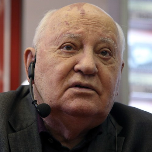 Gorbachev tells EU and Russia to 'not be afraid of negotiations'