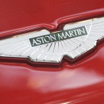 Aston Martin's first SUV helps push up sales by more than 200%