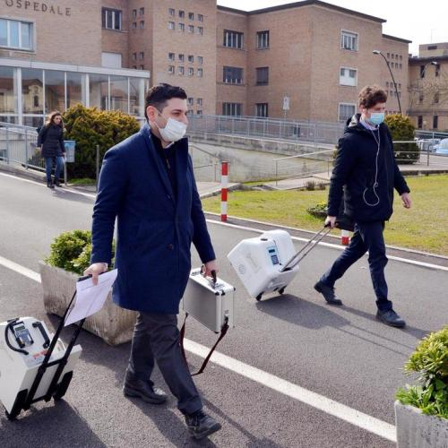 One Year On – Italian doctors remember night that ushered in Europe's first COVID-19 lockdown