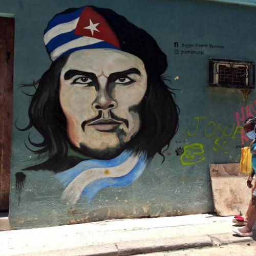 Telecommunications blackout in Cuba