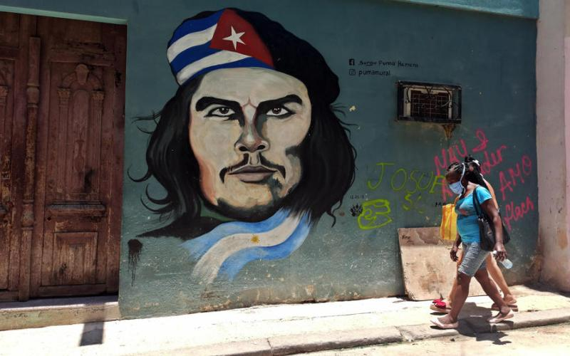 Telecommunications blackout in Cuba
