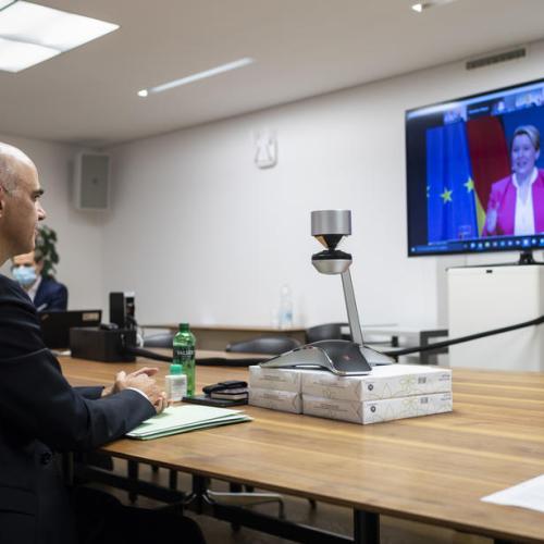 EU ambassador to Switzerland says treaty talks finished – Blick