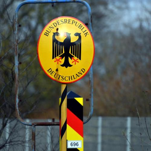 "German health minister says border closures ""unavoidable"""