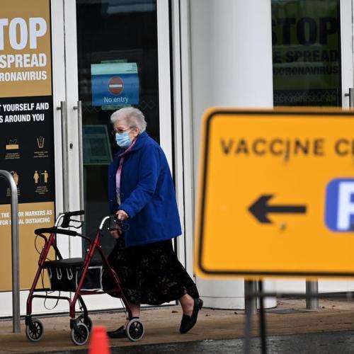 UK regulators say extra AstraZeneca vaccine data highlights efficacy in elderly