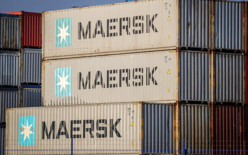 Maersk plans world's first carbon-neutral container ship in 2023