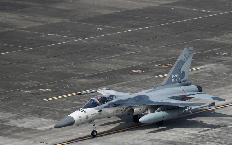 Taiwan scrambles air force again after Chinese exercises in South China Sea