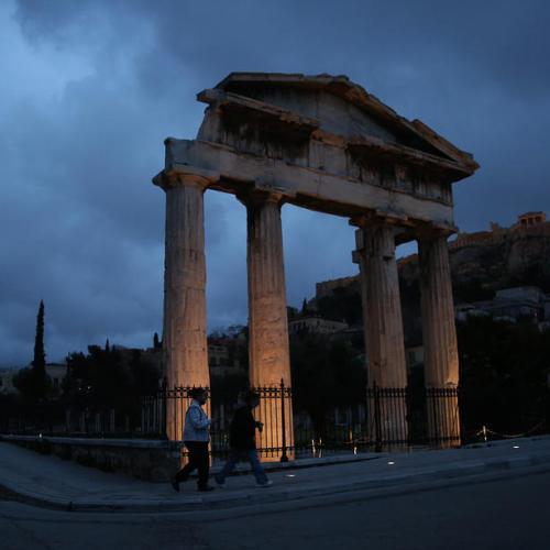Greek premier orders full lockdown in Athens after surge in coronavirus cases