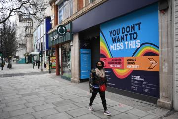 Britain, free of COVID curbs, could see revival of local stores – Barclays