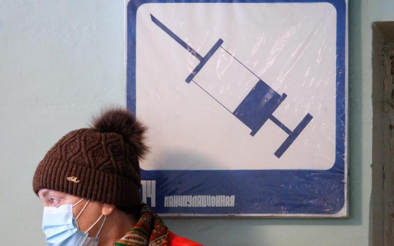 EU backs Poland's plan to give Ukraine extra 1.2 million vaccine doses, says Kyiv