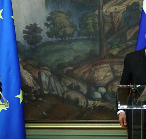 EU Foreign Policy Chief Says Relations With Moscow at 'Low Point'