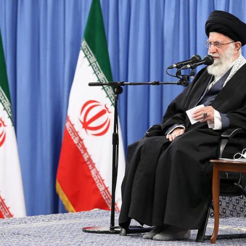 """US must lift curbs before Iran rejoins deal – Khamenei cites """"final"""" stance"""