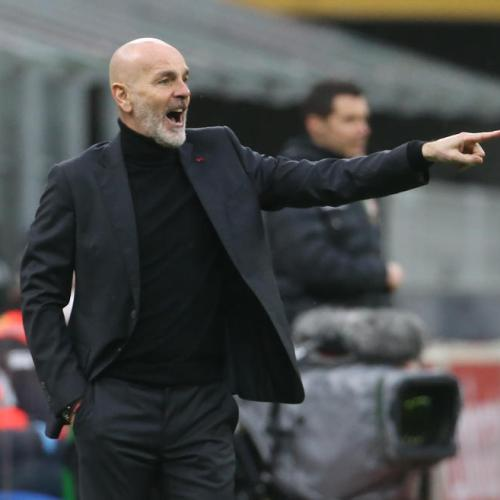 Pioli wants AC Milan to be Europa League surprise package