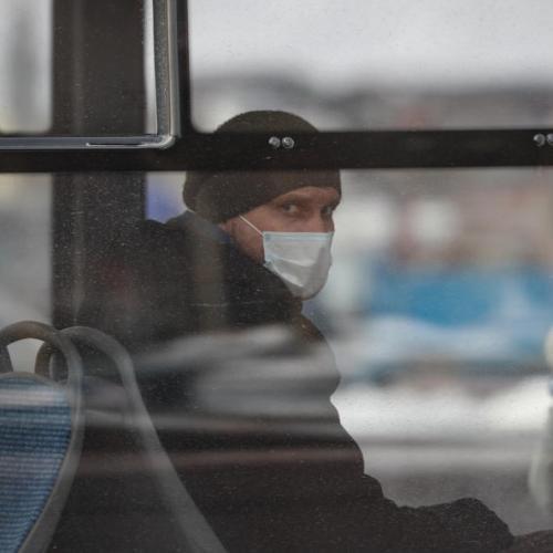 Coronavirus cases in Eastern Europe surpass 10 million