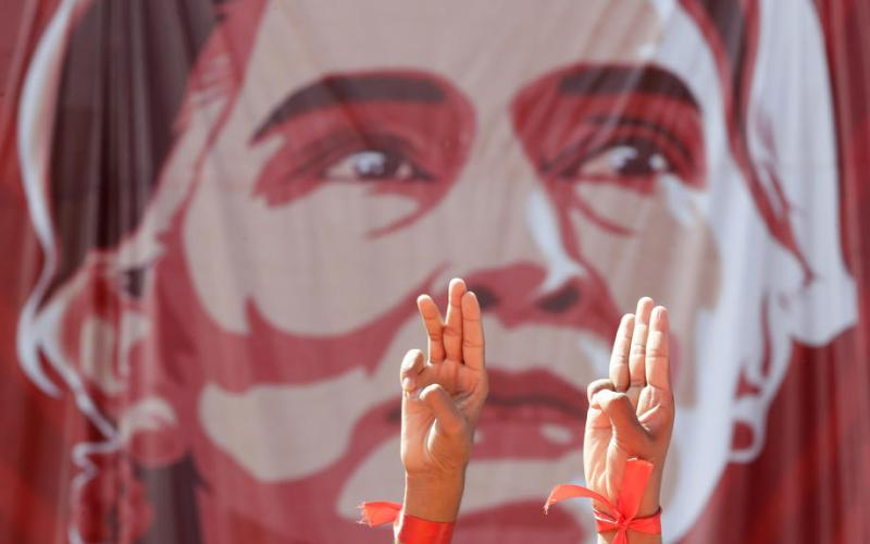 Suu Kyi's trial set to start in Myanmar