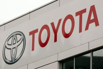 Toyota aims to make its factories carbon neutral by 2035