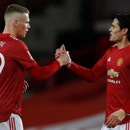Man Utd reach FA Cup last eight yet again; Bournemouth upset Burnley