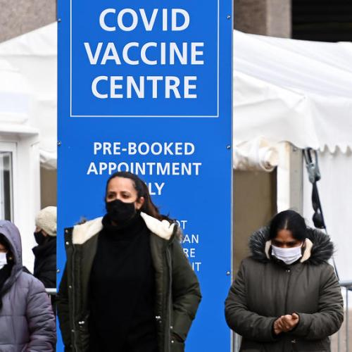 Britain offers COVID vaccine to more people