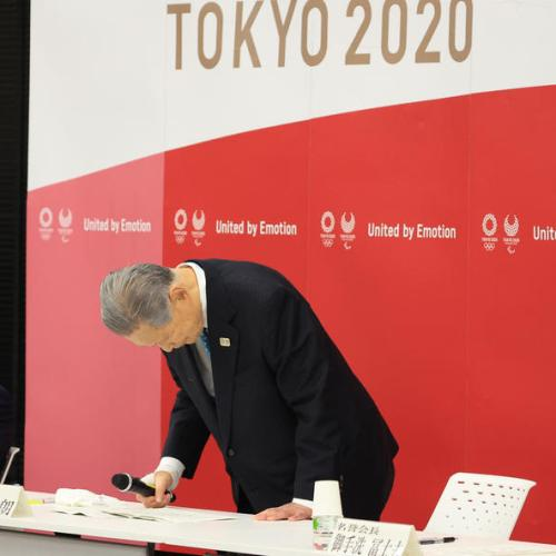 Tokyo Olympics chief resigns, apologises again over sexist remarks