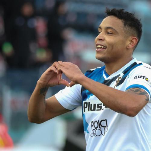 Muriel snatches last-gasp victory for Atalanta at Cagliari