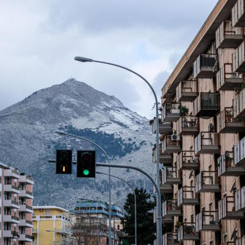 Two towns in Palermo high-COVID-risk areas