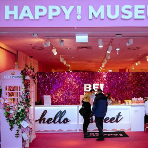 Photo Story: The Be Happy Museum in Warsaw