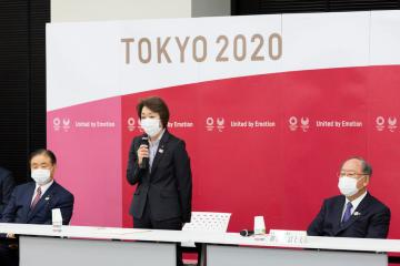 IOC president says he understands Tokyo's COVID-19 emergency move