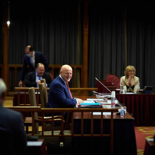 Dutch Senate approves law ensuring curfew remains in place
