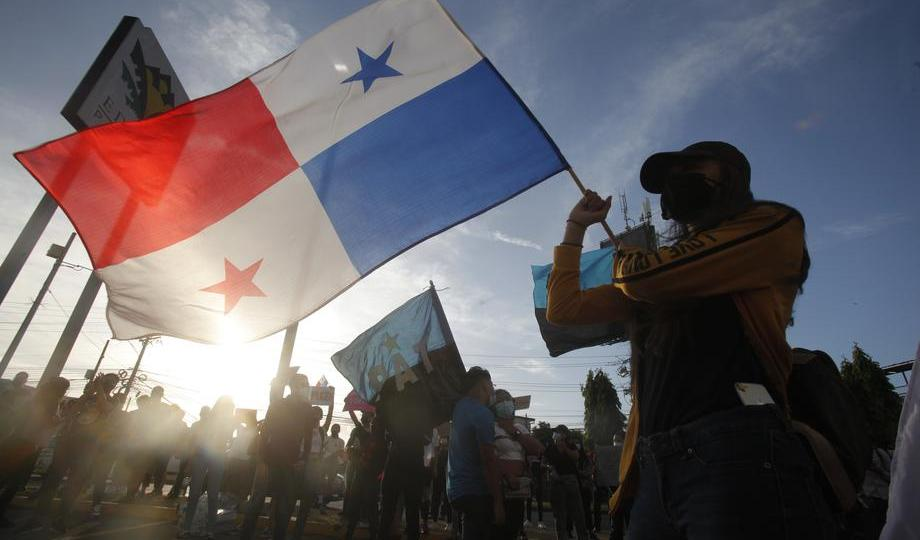 Photo Story: Protest against child abuse in Panama