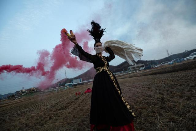 Photo Story: First Full Moon Festival in Siheung