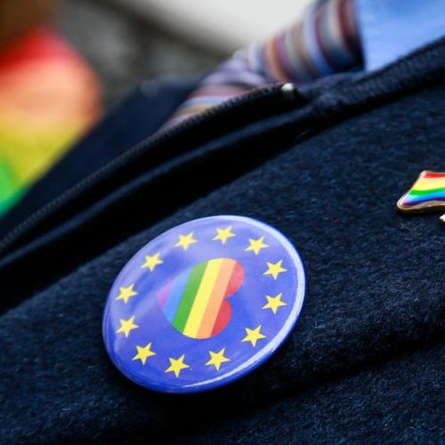 EU declares itself an LGBT+ 'Freedom Zone'