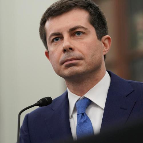 U.S. transport chief Buttigieg not endorsing banning gas-vehicles after 2035