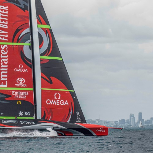 Team New Zealand win America's Cup 7-3