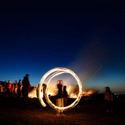 Photo Story: Celebration of Shrovetide in Bulgaria