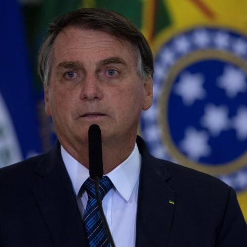 Brazil sees record COVID-19 deaths as pot-bangers jeer Bolsonaro speech