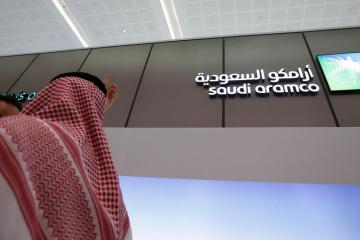 Saudi Aramco reports 44.4% drop in profit for 2020