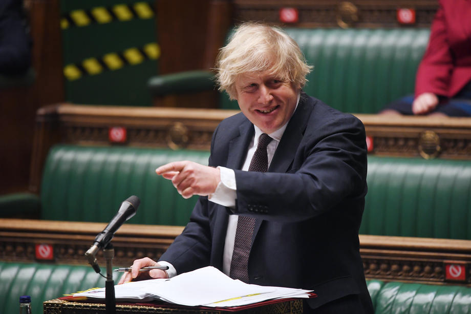 No action is off the table to stop Super League plans – Boris Johnson