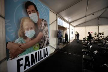 Chile sets daily record for coronavirus cases