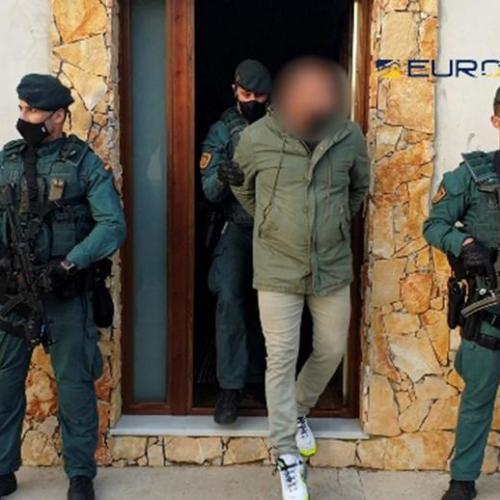 Up to 60 detained in operation against international drug organisation in Spain