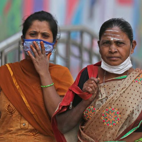 Massive religious gathering worries India as COVID-19 cases surge