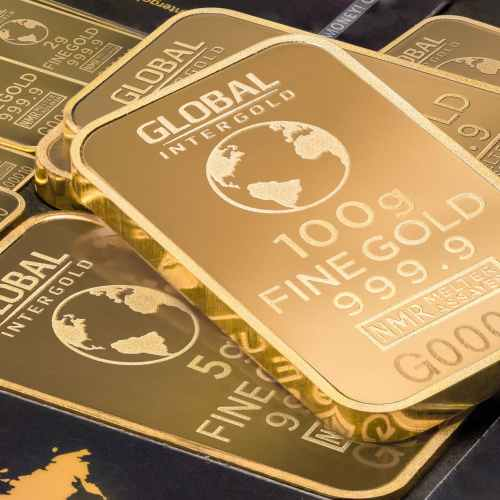Gold rebounds from 9-month low on weaker dollar