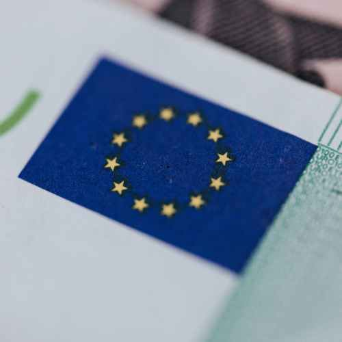 Euro zone GDP shrinks less than expected in Q1, April inflation rises