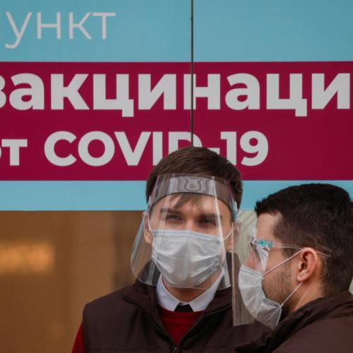 Volunteers break rank to raise doubts in trial of Russia's second COVID-19 vaccine