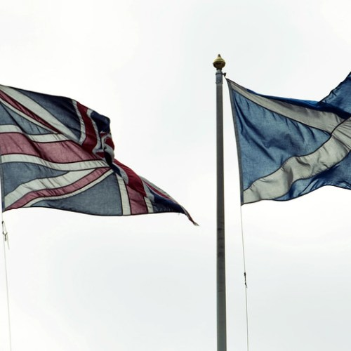 UK government opens new offices in Scotland in effort to shore up union