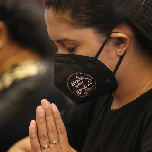 Photo Story: Catholics in Sri Lanka demand justice over Easter Sunday bomb attacks