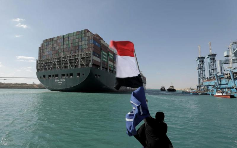 Ship owner says Suez Canal was at fault over Ever Given grounding- lawyer