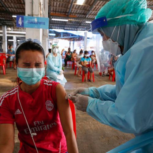 Thailand urges calm after death of COVID-19 vaccine recipient