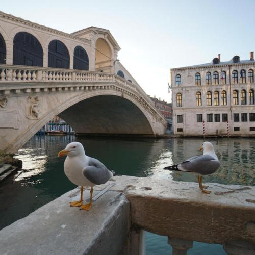 Venice commemorates the 1,600th anniversary of its founding